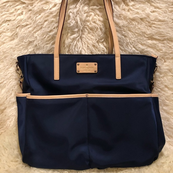 kate spade Handbags - NWT kate spade Kennedy Park Honey Baby Diaper Bag